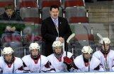 Miļuns  apmierināts ar Latvijas U-20 izlases cīņas sparu