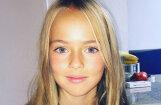 Pasauli satrauc krievu mazulīte – 'skaistākais bērns pasaulē'