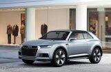 Париж-2012: самый маленький кроссовер Audi оснащен съемной крышей