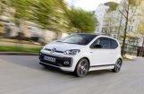 VW vismazākais modelis 'Up!' ieguvis sportisko GTI versiju