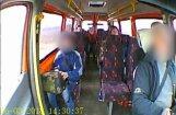 Video: Stāmerienā skolēnu autobuss teju saskrienas ar neuzmanīga šofera vadītu auto