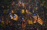 Vairums Katalonijas vēlēšanu iecirkņu ir slēgti