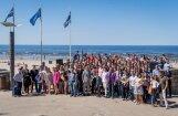 Foto: Uz prestižo Belvederes konkursu Dzintaros ieradušies jaunie operdziedātāji no visas pasaules