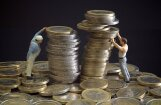 Pieaug uzņēmēju atbalsts Latvijas pārejai no lata uz eiro