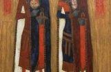 Latvijas mākslinieka glezna izstādīta prestižajā 'The Saatchi ' galerijā