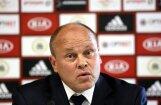 Uz Latvijas futbola izlasi pirmo reizi izsaukts pussargs Cigaņiks