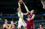 Сборная Латвии победила Литву перед ключевыми матчами квалификации ЧМ-2019