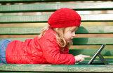 Planšetdatori kaitē bērna emocionālajai attīstībai, tā norāda psihologi