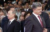 Ukraina ir gatava ļaunākajam scenārijam – karam ar Krieviju, paziņo Porošenko