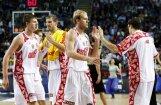 Krievijas basketbola  izlase turnīrā Izraēlā pārspēj Poliju