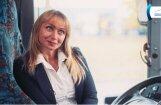 Video: Inga – autobusa vadītāja ar 15 gadu stāžu