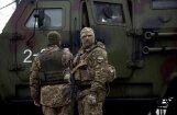 Полиция безопасности следит за гражданами Латвии, которые воюют на стороне Украины