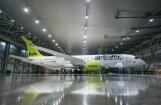 Издание: закупленные airBaltic новые самолеты простаивают из-за мистических