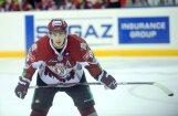 Miķelis Rēdlihs pagaidām ir sestais labākais piespēļu dalītājs KHL