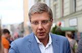 Ушаков призвал Вейониса выдвинуть Домбровского в премьеры