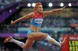 Россиянка Лебедева лишена двух медалей Олимпиады, Болт остался без золота Пекина