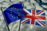 Lielbritānijas valdība parlamentā zaudē svarīgā 'Brexit' balsojumā