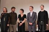 Foto: Kristas Burānes filmas 'Pasaka par tukšo telpu' pirmizrāde