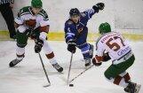 'Liepājas' hokejisti uzvar 'Rīgu' un iekļūst Latvijas čempionāta pusfinālā