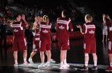 Latvijas sieviešu basketbola izlase uz Eiropas čempionāta kvalifikācijas maču Luksemburgā dosies 11 spēlētāju sastāvā