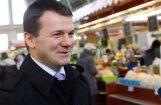 Bijušais Rīgas Centrāltirgus vadītājs figurē jaunā lietā par kukuļņemšanu