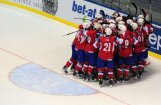 Norvēģijas hokejisti negaidīti uzvar Slovākiju