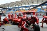 'Ferrari' prezidents – komanda ir pārliecināta par progresu