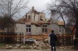 Saistībā ar sprādzienu mājā Valmierā sāk kriminālprocesu