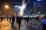 В Румынии массовые акции протеста переросли в столкновения с полицией: есть пострадавшие