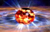 Найдено неожиданное свойство черных дыр