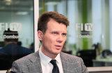Максим Егоров на Delfi TV: