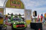 'Rally Talsi' uzvar ukrainis Gorbans ar WRC auto, Čempionu kauss tiek Jānim Vorobjovam