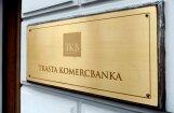 FKTK tiesā prasa 'Trasta komercbankas' maksātnespēju
