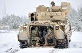 Армия Латвии была бы готова участвовать в миротворческой операции на Украине