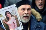В Киеве после убийства правозащитницы Ноздровской люди вышли на митинг