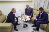 Путин — о драке Хабиба: мы все можем прыгнуть так, что мало не покажется
