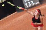 Ostapenko sasniedz arī Romas WTA turnīra dubultspēļu ceturtdaļfinālu