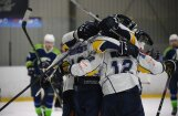 'Mogo' Hokeja līgas atklāšanas spēlē uzvar 'Kurbadu'