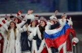 SOK segs visas krievu sportistu izmaksas Phjončhanā
