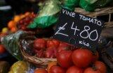 Dārzeņu deficīts liek kāpt cenām