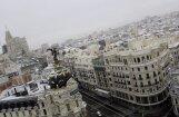 Auto iebraukšanai Madridē ievieš pāra un nepāra numurzīmju principu