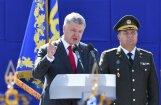 Порошенко призвал разорвать исторические связи с Россией и освободиться от