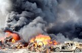 Sprādzienos Damaskā vismaz 55 bojāgājušie (16:10)