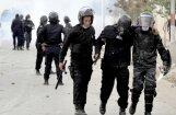 Tunisijā turpinās nemieri; aizturēti vairāk nekā 600 cilvēki
