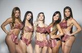 ФОТО: Обладательницы самых красивых ягодиц надели бикини из мяса