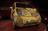 Самую дешевую Tata в мире позолотили на $4 млн.
