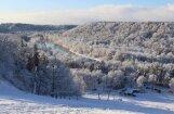 Синоптики: В начале февраля в Латвии выпадет до 30 см снега