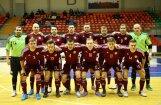 Сборная Латвии по футзалу — пятикратный обладатель Кубка Балтии