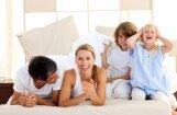 Saeimas apakškomisija: mērķis ir panākt apziņu, ka ar trešo bērnu paliks vieglāk