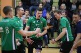 'RTU/Robežsardze' volejbolisti kļūst par pirmajiem Latvijas čempionāta finālistiem